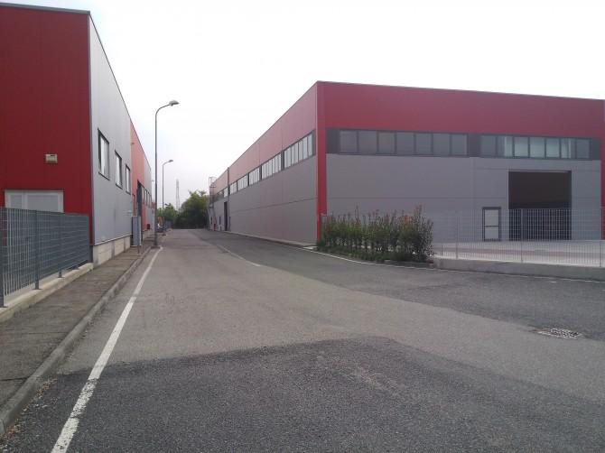 Area produttiva e magazzino Piemonte